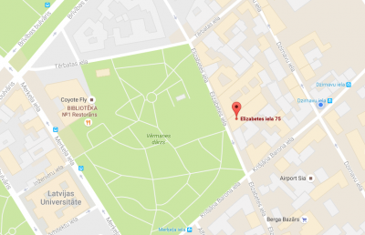Rīgas tulki karte-elizabates-iela-75